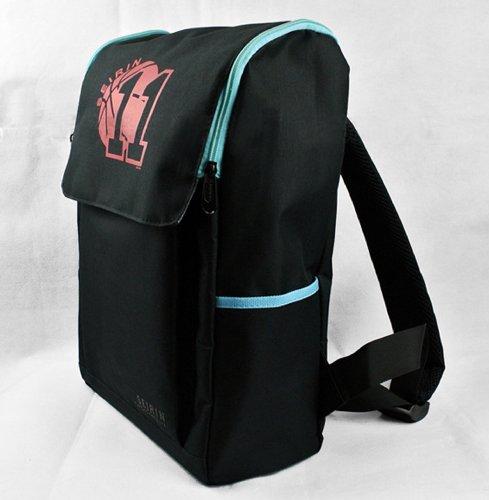 CoSmile® Backpack The Basketball Which Kuroko Plays Kuroko Tetsuya #11 Cosplay School bag B Style Black 1719