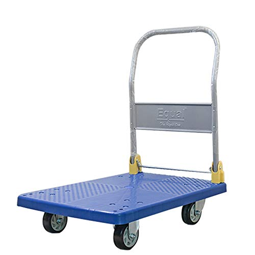 Platform Trolley 150kg Portable Dolly Cart For Lifting Heavy Weight