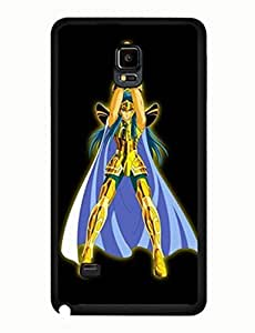 Saint Seiya Pattern Absorbing Collection Comic Samsung Galaxy Note 4 Snap On Case yiuning's case