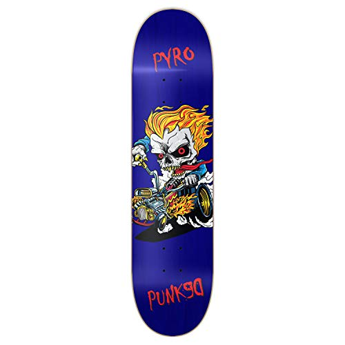 Yocaher Hot Rod Series Graphic Complete Skateboard 7.75