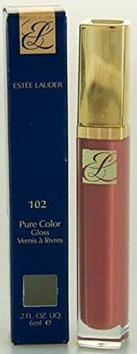 Estee Lauder Pure Color Gloss 102 Rhubarb .2 fl oz/6 ml