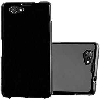 Amazon.com: Cadorabo Case Works with Sony Xperia Z1 Compact ...