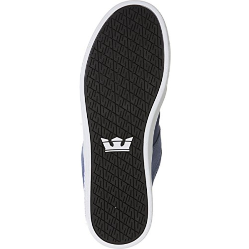 Supra- Stacks II stone Blue black white S44110