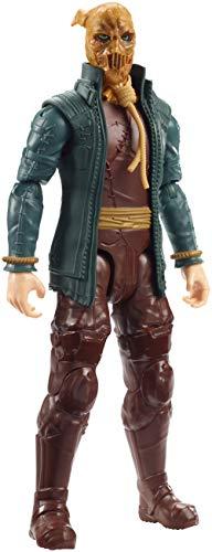 Batman Missions True-Moves Scarecrow Figure, 12