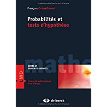 Probabilites et tests d'hyp. lmd maths