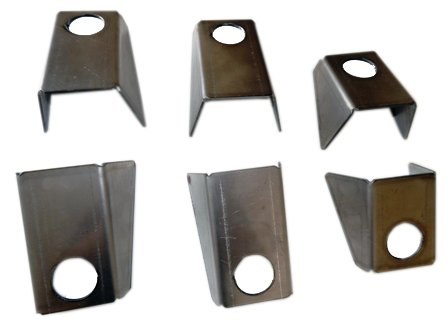 ART-119 Replacement Frame to Body Mount Brackets for Jeep Wrangler TJ ()