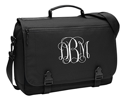 Custom Embroidered Laptop Bags - 7