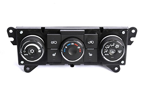 ACDelco 15-74104 GM Original Equipment Heating and Air Conditioning Control Panel with Driver and Passenger Seat Heater