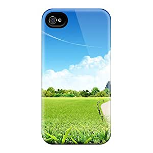 Iphone Case New Arrival For Iphone 5/5s Case Cover - Eco-friendly Packaging(IJNinMF6449clROw)