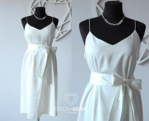 Linen Wedding Dress.Amazon Com Ivory Silk Dress White Long Dress Dress Silk