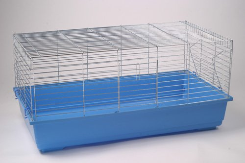 WD-IMPEX CAGE FOR RODENTS K100 S GALVANIZED
