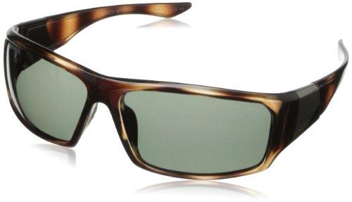Dot Dash Destro Oval Polarized Sunglasses,Tortoise,62 - Progressive Polarized Sunglasses