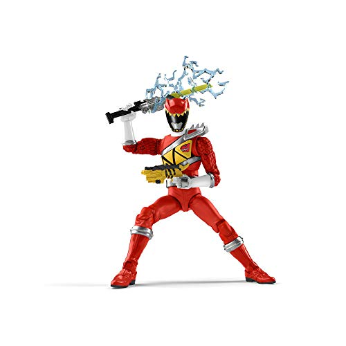 (Hasbro Power Rangers Lightning Collection 6-Inch Dino Charge Red Ranger Collectible Action Figure)