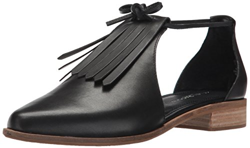 Women's Flat Black Oxford Alani Dagger Kelsi Brooklyn aAwREFT