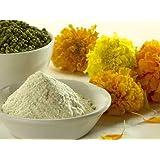 RAINTECH Ayurvedic Homemad Green Powder (Moong Dal), 100 g