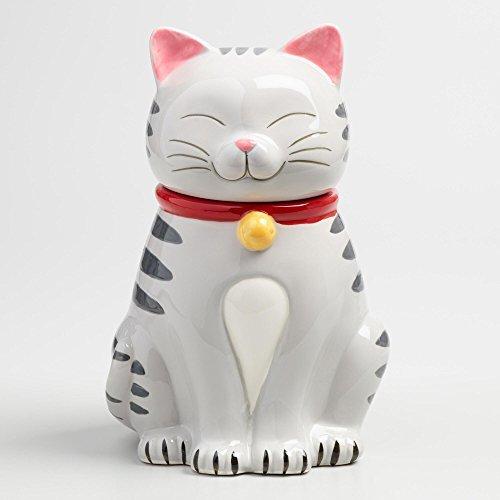 Animal Cookie Jars - Cat Cookie Jar