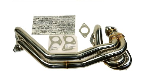 HKS 14019-KF001 Stainless Steel Turbo Exhaust (Hks Stainless Steel Exhaust System)