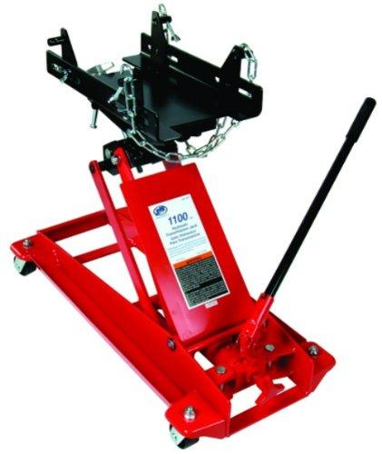 (ATD ATD-7435 1/2 Ton Heavy-Duty Hydraulic Floor Style Transmission Jack)