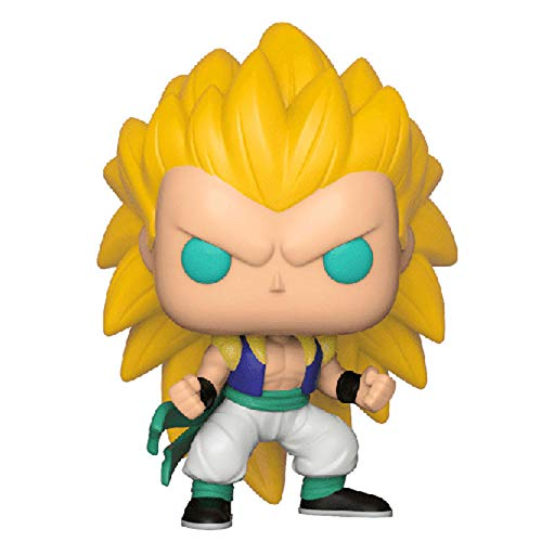 N / A Anime Dragon Ball Super Super Saiyan Munecas Hechas a Mano Dragon Ball Z Gotenks 622 Figu