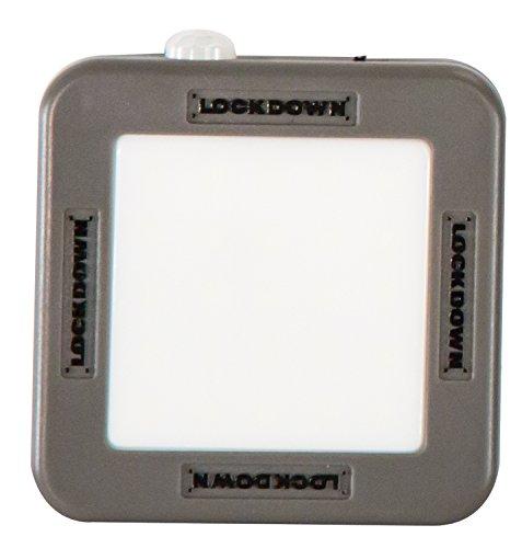 - LOCKDOWN Cordless Automatic 25 LED Vault Light (2 Pack)