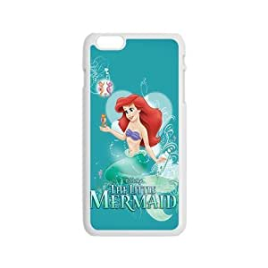 MEIMEIThe Little Mermaid Bestselling Hot Seller High Quality Case Cove Hard Case For Iphone 6MEIMEI