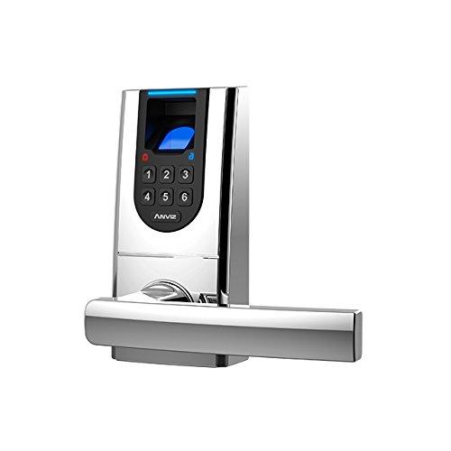 Anviz L100K Fingerprint and Keypad Lock