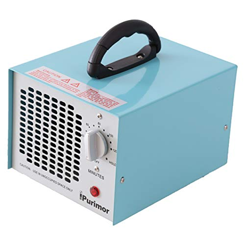 - iPurimor Commercial Ozone Generator TA-5000-OG (Jade Green)