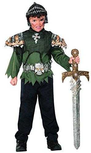 Knight Warrior Costume, Medium (8-10)