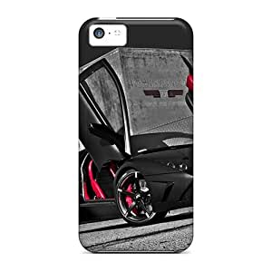 Awesome FashionE-Space Defender Tpu Hard Case Cover For Iphone 5c- One Cool Lamborghini