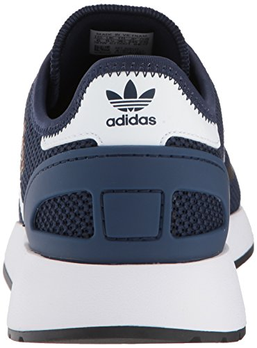 Grey Ftwr 7 Us Collegiate J M Fabric kids Kid Big N Sneaker Navy Adidas Unisex White Three 5923 ZvO1v8q