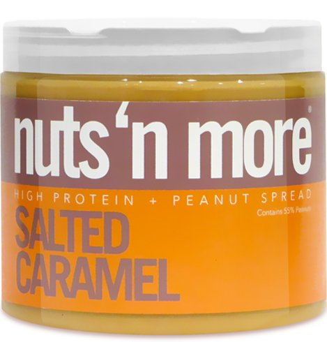 Nuts More Salted Caramel Protein product image