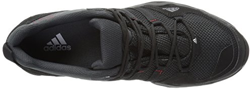 Adidas Outdoor Mens Ax2 Hiking Shoe Dark Shale / Black / Light Scarlet