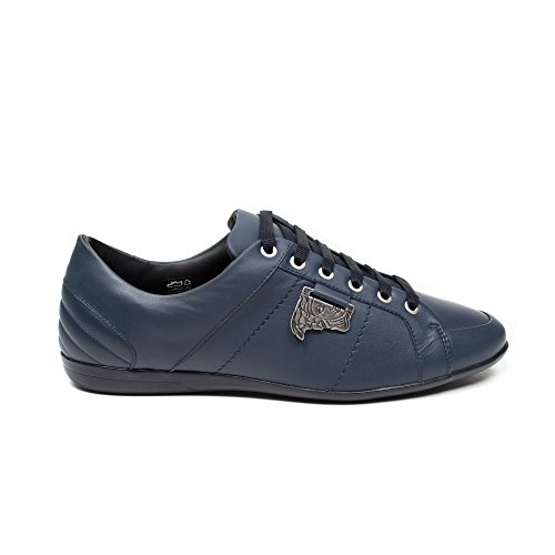 Sneakers VERSACE COLLECTION Uomo V900525 VM00011V346V Blu EF130V900525-VM00011V346V Blu