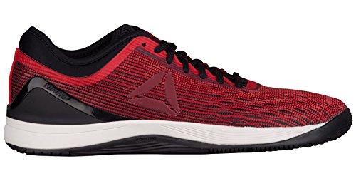 Reebok Crossfit Nano 8 Flexweave Shoe Men's Crossfit 13 Primal Red-Urban Maroon-Chalk-Black