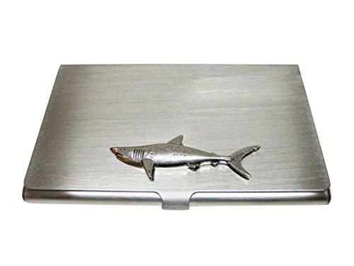 business card holder shark - 2