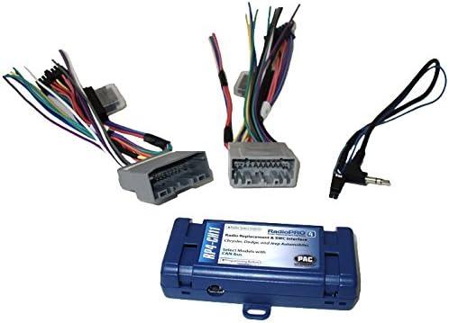 Pac Rp4 Ch11 Can Bus Adapter Set Für Chrysler Elektronik