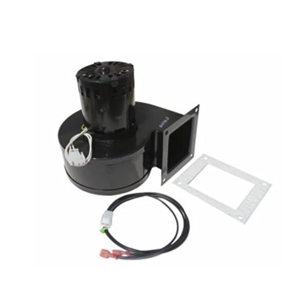 80622 - Ventilatore di distribuzione a convezione per stufa a pellet King Ashley 1 spesavip