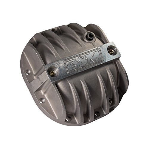 B&M 40297 Cast Aluminum Rear End Differential Cover ()