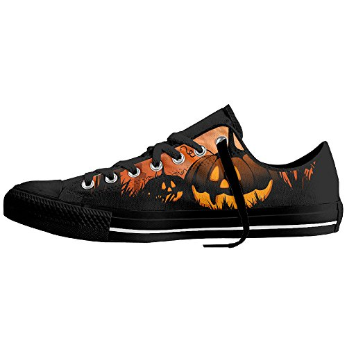 Wallpapers Desktop Pictures Backgrounds 8 Scary Halloween Wallpapers ... Stylish Unisex Print Canvas Fashion Sneaker Casual Lace-up Low Top Flat Shoes (Scary Halloween Desktop Wallpapers)