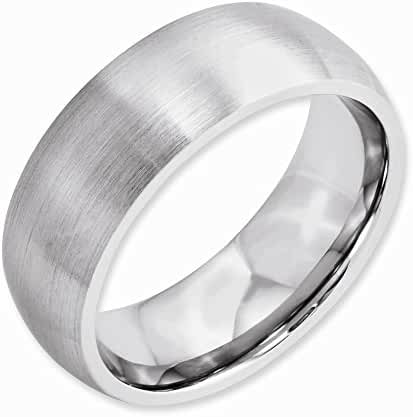 Jewelry Best Seller Cobalt Satin 8mm Band