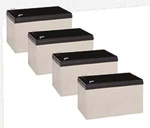 UNITEK DELTA 1100 TR Computer back up UPS Battery pack