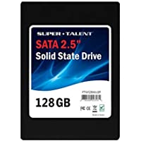SUPER TALENT DuraDrive AT7 128GB 2.5 inch SATA3 Solid State Drive (MLC) / FTM128MU2P /