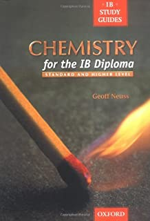 Physics for the ib diploma study guide international baccalaureate chemistry for the ib diploma ib study guides fandeluxe Image collections