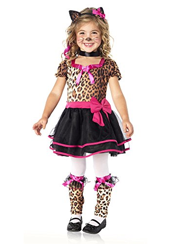 Pretty Kitty Toddler Costume for (Toddler And Girls Pretty Kitty Costumes)