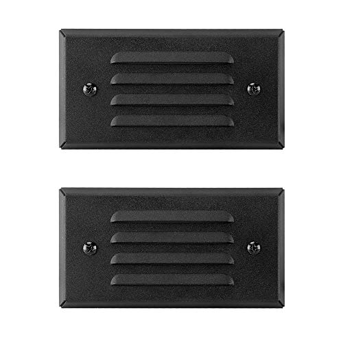 Exterior Brick Step Lights in US - 7