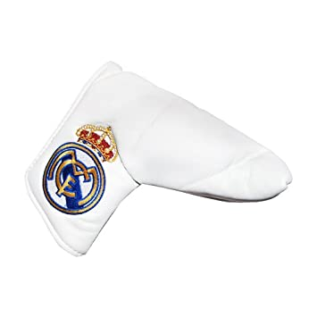Real Madrid F.C. Madrid - Funda de Putter de Golf, Color ...