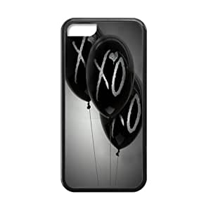 CSKFUThe Singer The Weeknd XO iphone 6 4.7 inch iphone 6 4.7 inch Case Cover TPU (Laser Technology) Prime Pink for girls