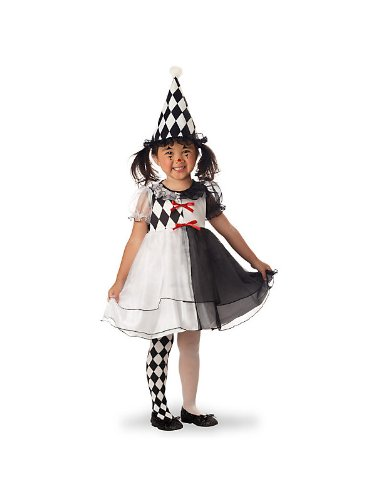 Lil' Harlequin Cute Kids Costume