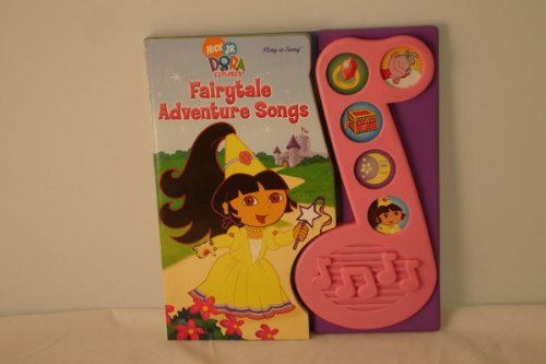 Fairytale Adventure Songs (Little Music Note Dora)