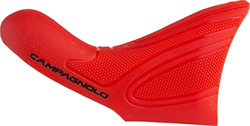(Campagnolo Ultra-Shift Lever Hoods for 2015 and later, Red)